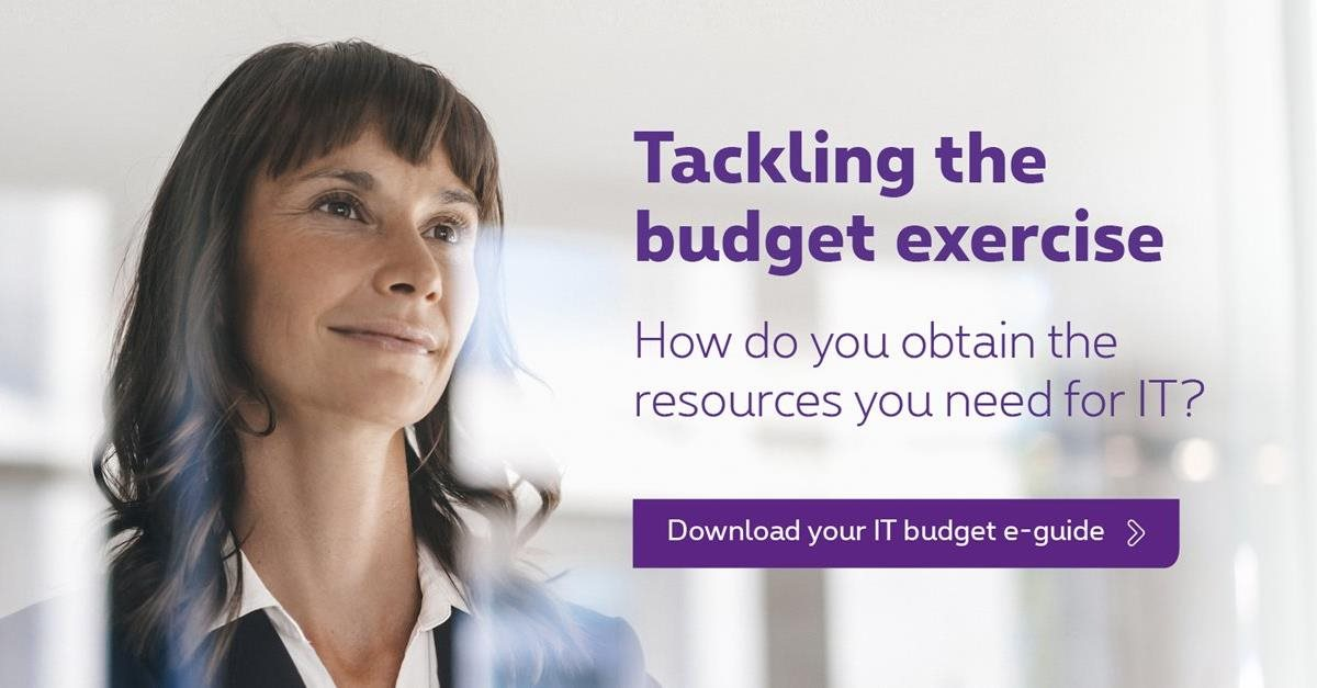 Download our e-guide IT-Budget